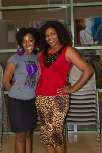 Rhachelle and Leasa Mosely