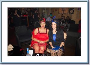 Shelia and Ke Ke looking fly as all ways