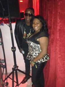 BET after party got a chance to meet the legendary Doug E Fresh. He was so nice and down to earth